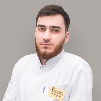 Чапанов Магомед Саид-Хасанович