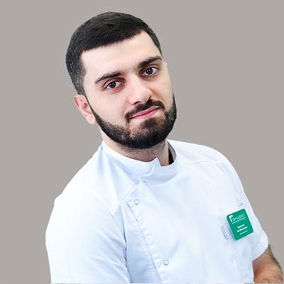 Джарагян Айк Беникович, врач стоматолог-ортопед