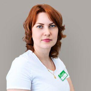 Евдокимова (Волкова) Ольга Дмитриевна