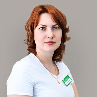 Евдокимова (Волкова) Ольга Дмитриевна, врач стоматолог-терапевт