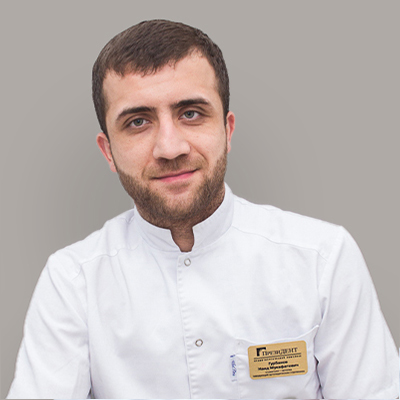 Гурбанов Наид Мукафатович