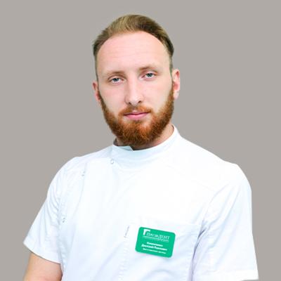 Коленченко Дмитрий Павлович, врач стоматолог-гигиенист