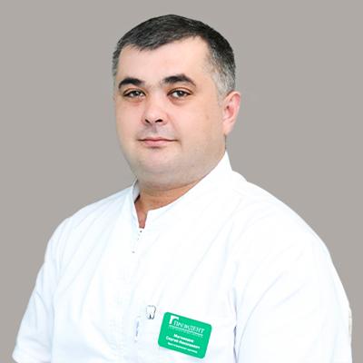 Магомедов Сергей Николаевич, врач стоматолог-ортопед