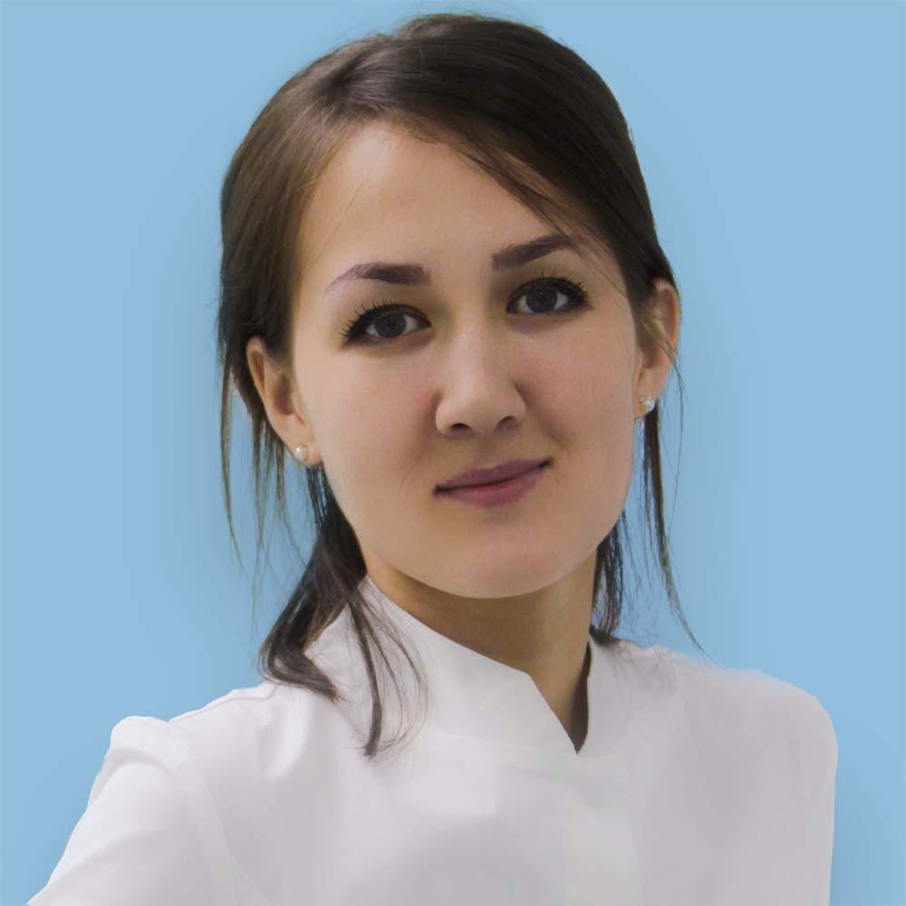 Кузнецова Радмила Владимировна, старшая медицинская сестра