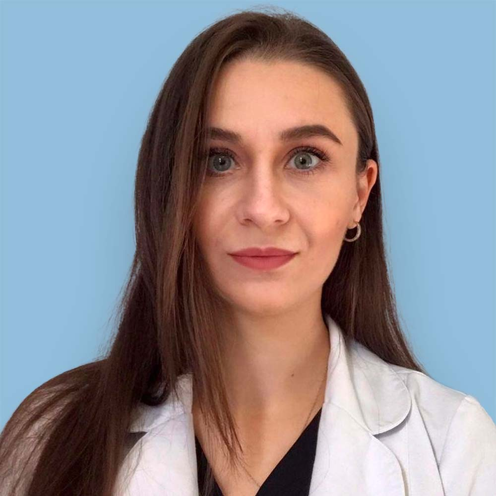 Бородайкина Дарья Юрьевна, врач-уролог