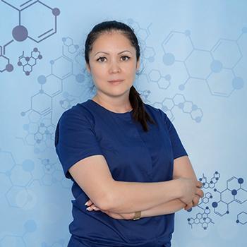Камилова Оксана Каримовна, врач-оториноларинголог (ЛОР)
