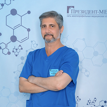 Самедов Игорь Автандилович, врач-хирург