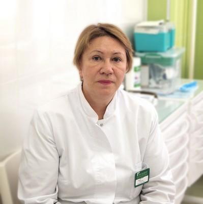 Антропова Наталья Васильевна, врач хирург