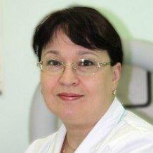 Баюклина Марина Юрьевна, врач офтальмолог (окулист), стаж работы более 25 лет