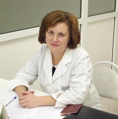 Филиппенко Ольга Игоревна, врач педиатр, детский гастроэнтеролог