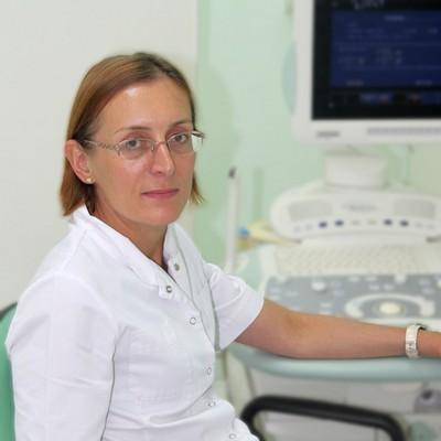 Жданова Наталья Игоревна, врач УЗИ, врач второй категории