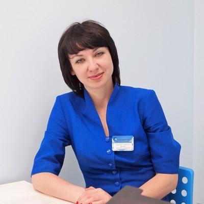 Иванова Юлия Владимировна, врач отоларинголог (ЛОР), детский ЛОР