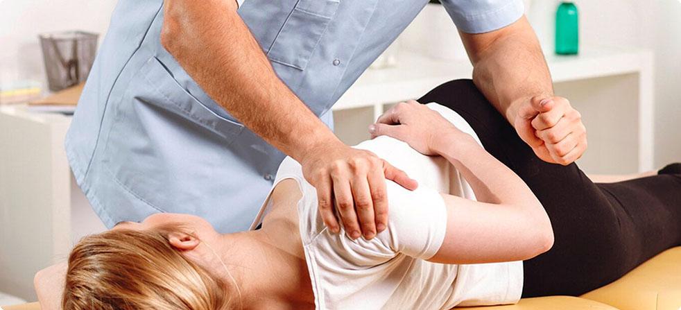 Лечение заболеваний позвоночника в клинике Президент