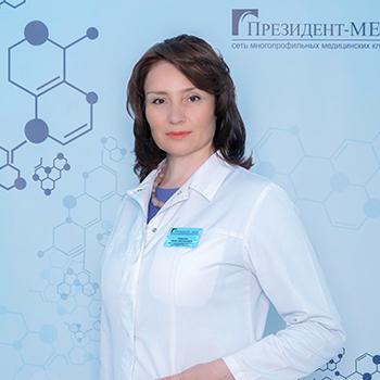 Лаврова Нина Авенировна, врач-терапевт, профпатолог