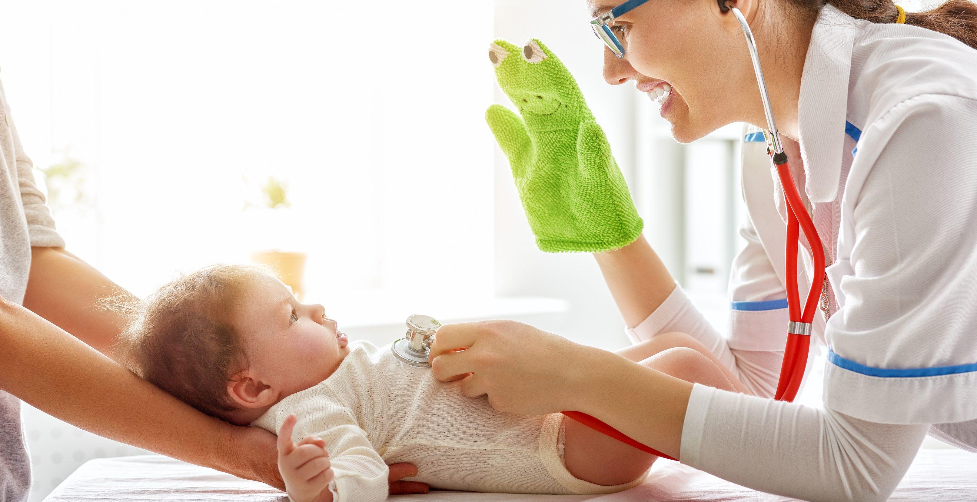 Первый год жизни. Максимум  – педиатрическая программа обследования