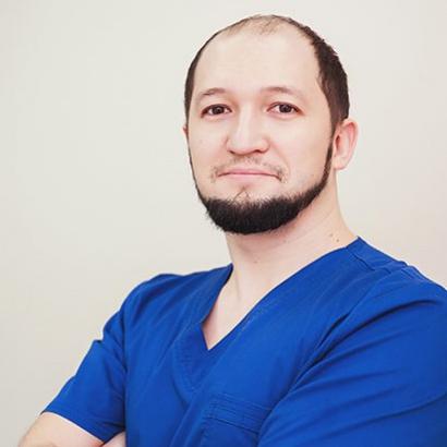 Акжигитов Руслан Рашитович, врач травматолог-ортопед