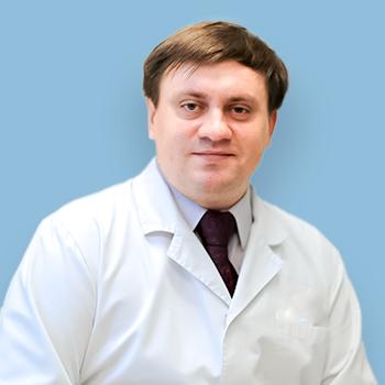 Алпацкий Дмитрий Александрович, заведующий отделением педиатрии, врач детский невролог, эпилептолог