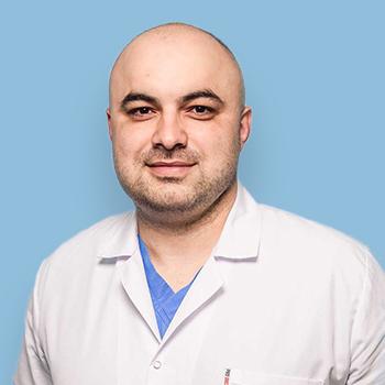 Аслануков Виктор Тимофеевич, врач-хирург, врач-онколог