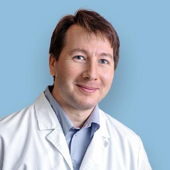 Бачурин Роман Евгеньевич, врач-ультразвуковой диагностики (УЗИ)