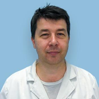 Фадеев Артур Викторович, врач-невролог, к.м.н.