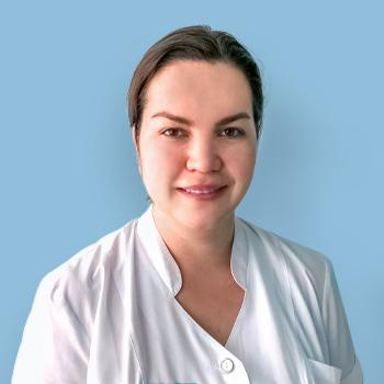 Карькаева Светлана Маратовна, врач-оториноларинголог (ЛОР)