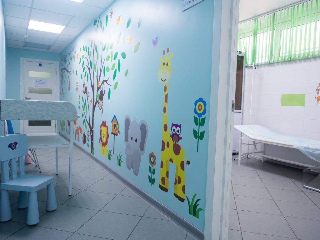 Детская поликлиника «Президент-Мед» в г. Видное