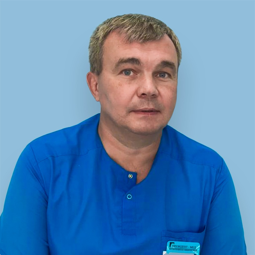 Смирнов Андрей Иванович, врач-эндоскопист, кандидат медицинских наук