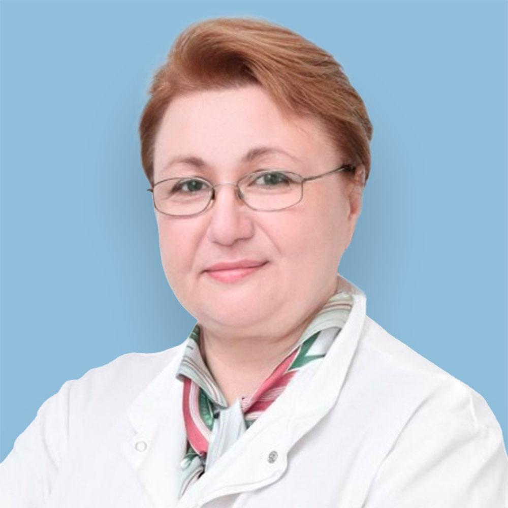 Быкова Светлана Александровна, врач-педиатр, детский гастроэнтеролог, гастроэнтеролог
