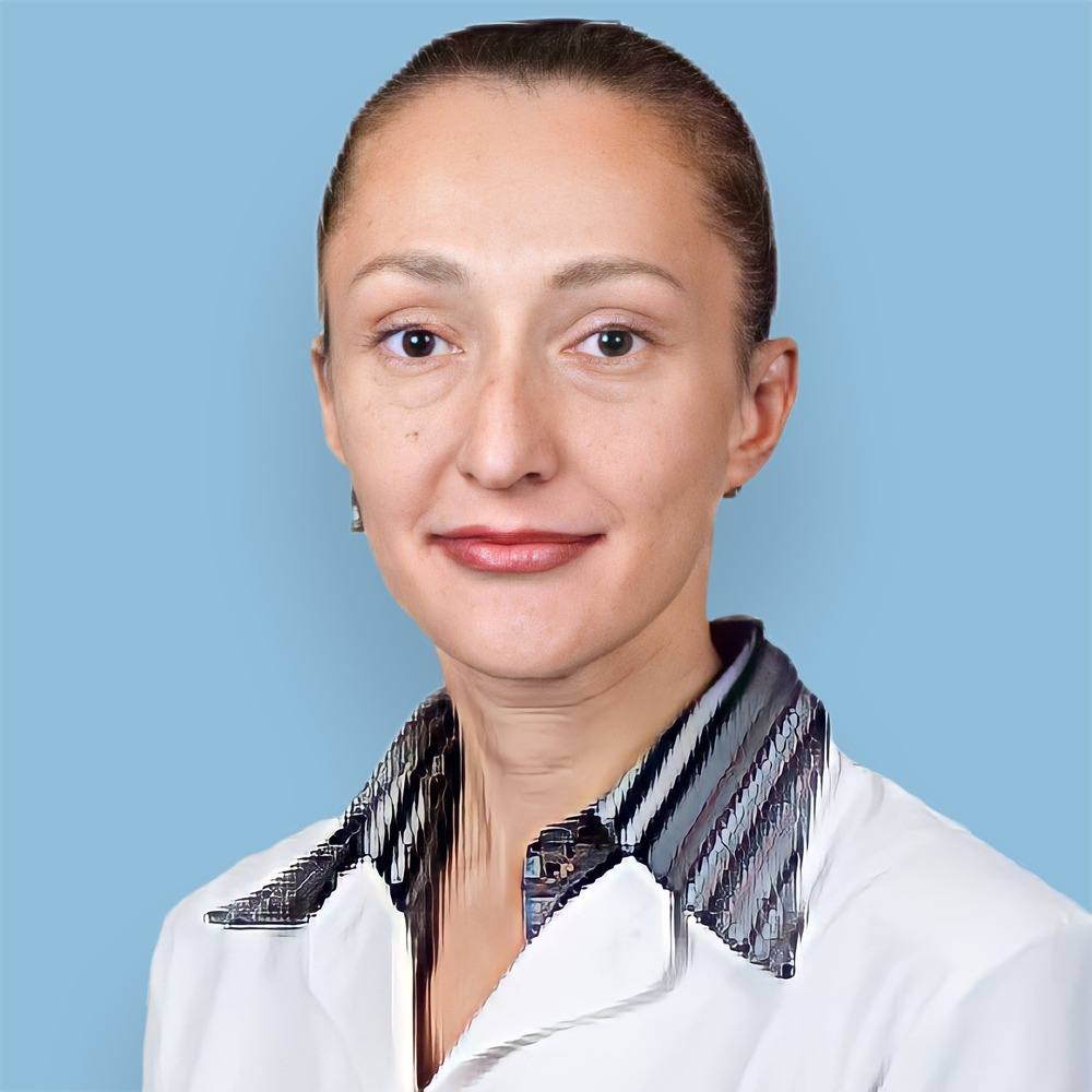 Оганесян Елизавета Виленовна, врач-невролог