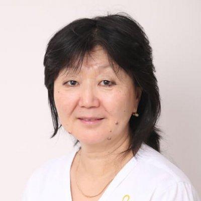 Алексеева  Дыжит Николаевна, врач УЗИ