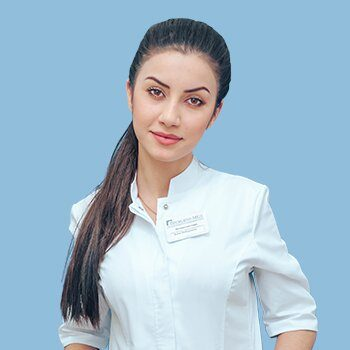 Алимурзаева Ханзай Надировна, медицинская сестра