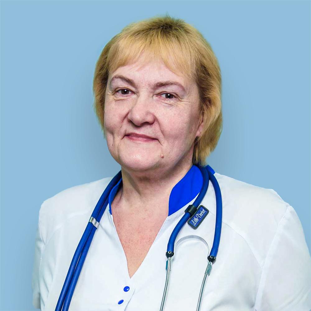 Андриженевская Ирина Сергеевна, врач-терапевт