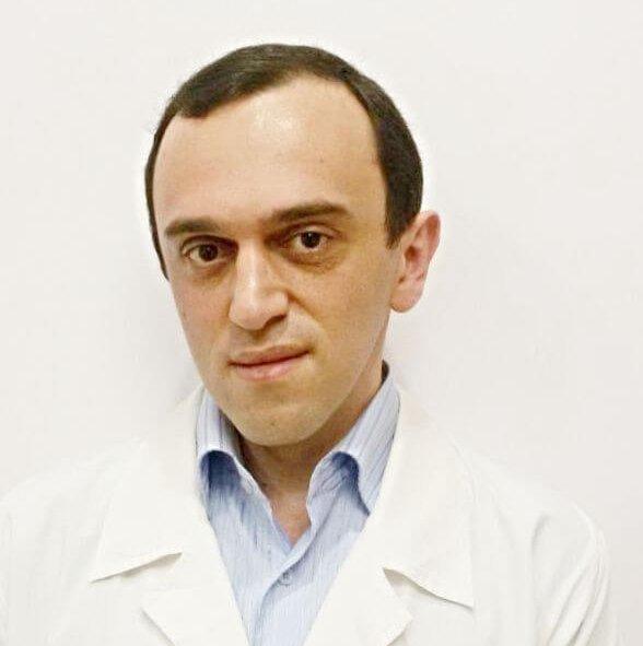 Атоян Армен Артушович, врач УЗИ, хирург