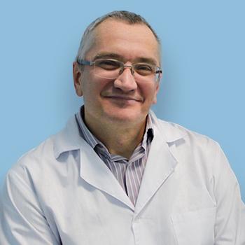 Бакшинский Петр Петрович, врач-офтальмолог (окулист), доктор медицинских наук