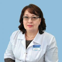 Баюклина Марина Юрьевна