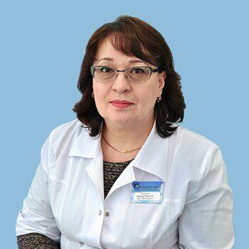 Баюклина Марина Юрьевна, врач-офтальмолог