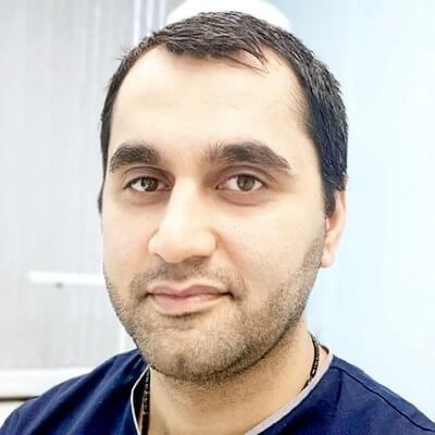 Бегов Загир Магомедович, врач хирург, онколог