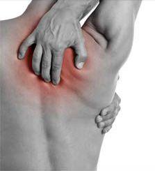 боли в грудном отделе спины