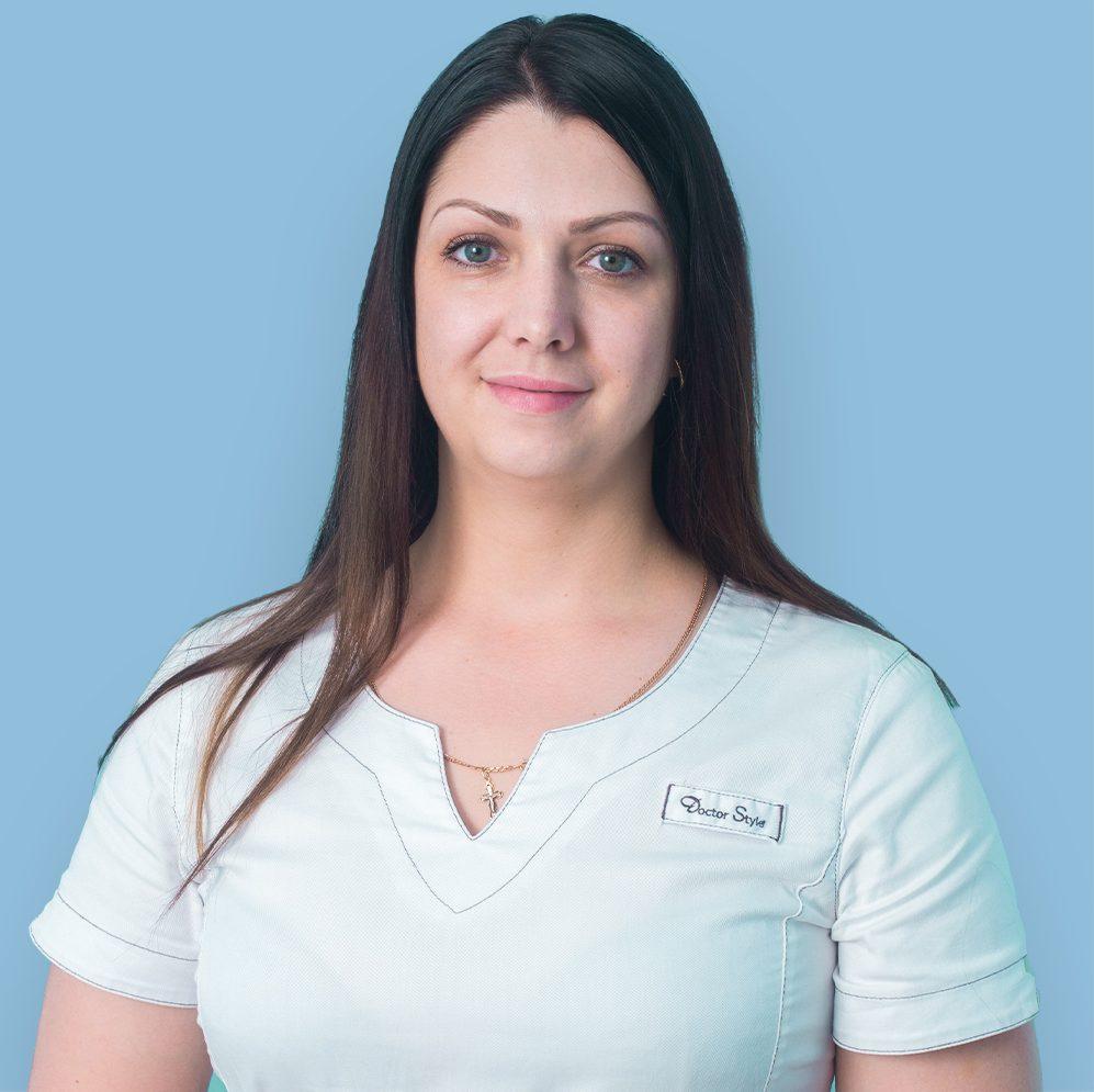 Бубнова Анастасия Викторовна, помощник старшей медицинской сестры