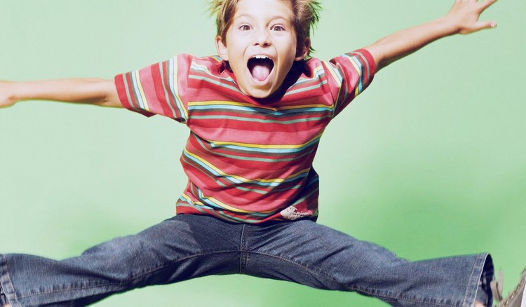 cиндром дефицита внимания и гиперактивности (СДВГ) у детей