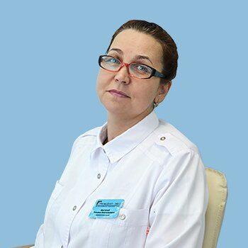 Цыганий Татьяна Анатольевна, медицинская сестра