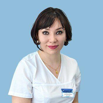 Дешнинская Лола Давидовна, врач-хирург, врач ультразвуковой диагностики