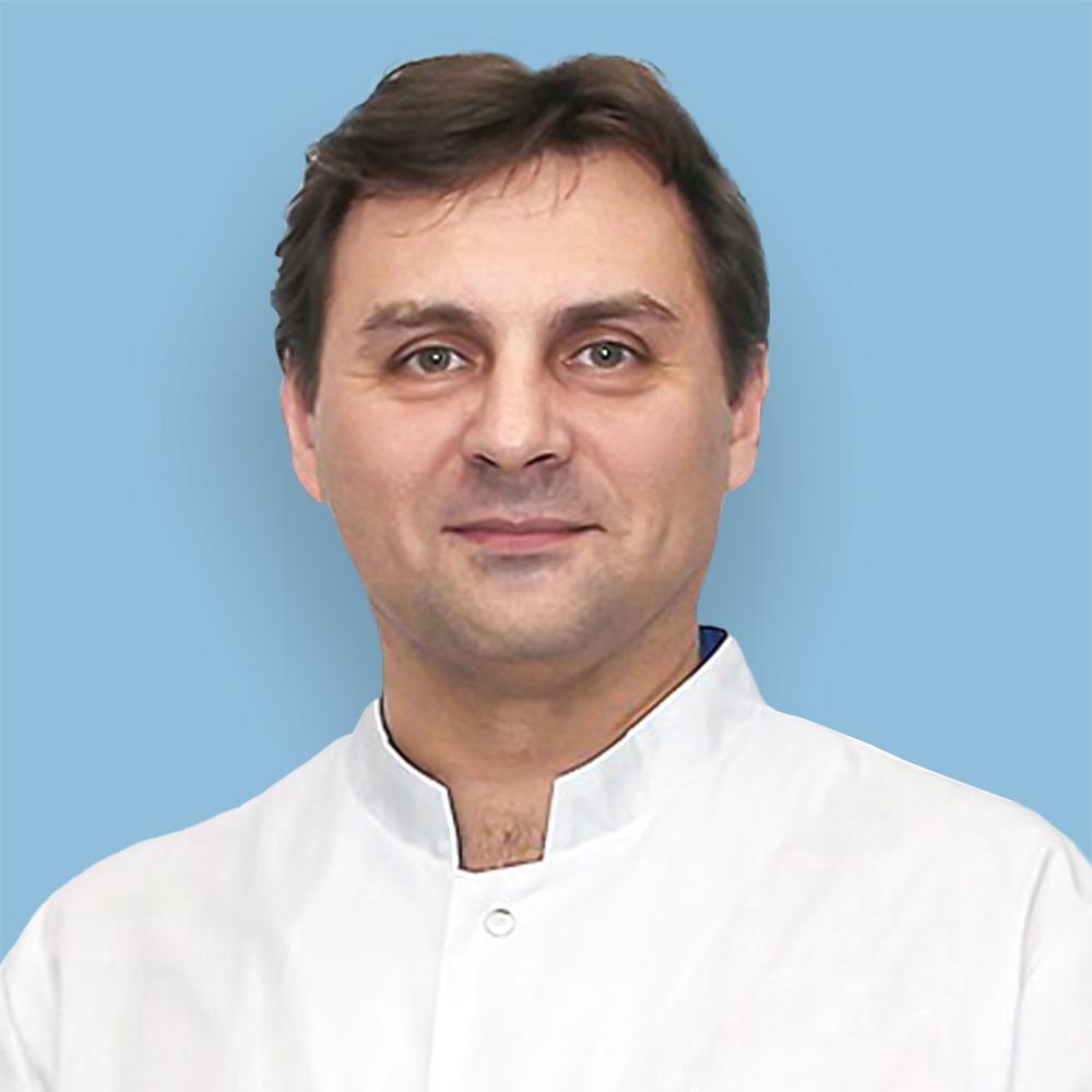 Добровольский Алексей Викторович, врач уролог-андролог, врач первой категории