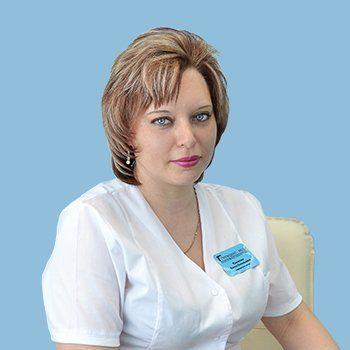 Ермакова Елена Васильевна, медицинская сестра