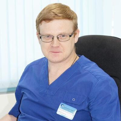 Ежов Константин Олегович, врач терапевт