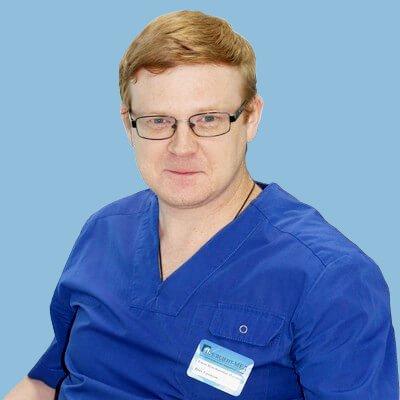 Ежов Константин Олегович, врач-терапевт