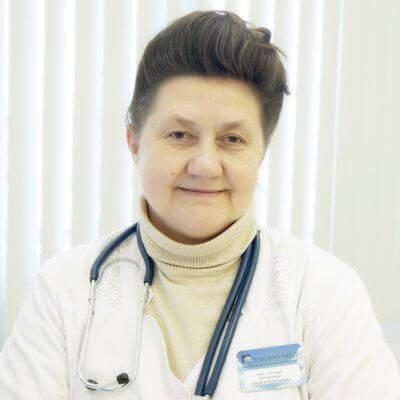 Фарафонова Росита Георгиевна, врач терапевт