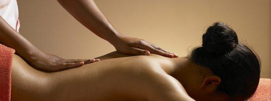 Скидка 20% на оздоровительный массаж!