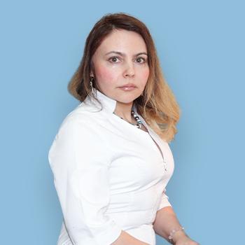 Гамалея Ольга Георгиевна