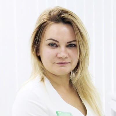 Глотова Юлия Владимировна, косметолог эстетист